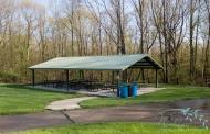 Pavilion in Stanaback Park