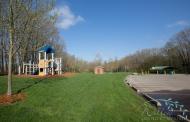 Playground in the development